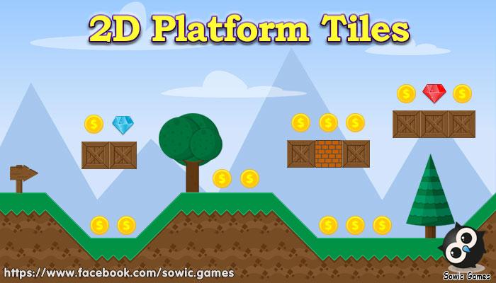 2D Platform Tiles