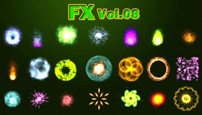 FX Vol.08