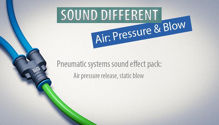 AIR: Pressure and Blow