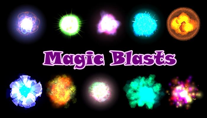 Magical Blast