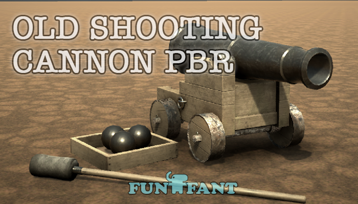 Shooting Cannon