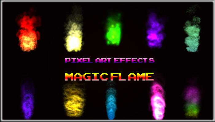 Pixel Art- Effects 07