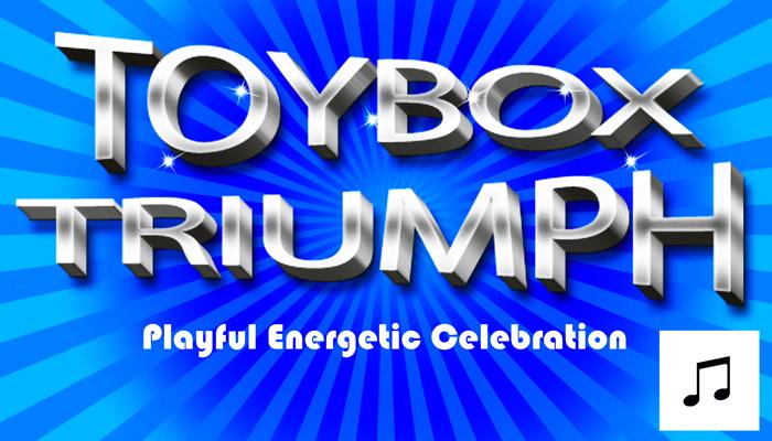 Playful Energetic Celebration