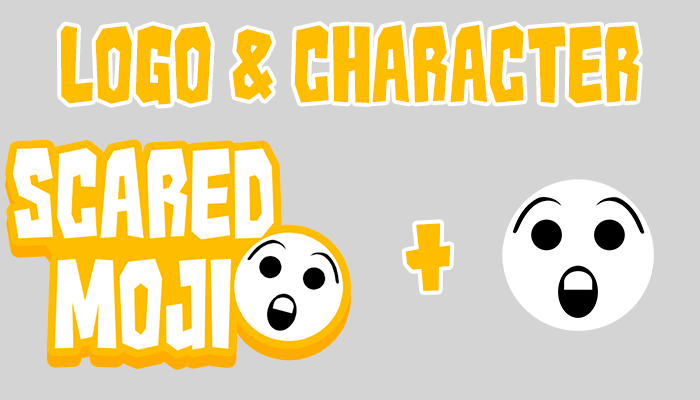 Game Logo and Character Pack