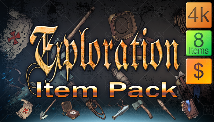 Exploration Item Pack