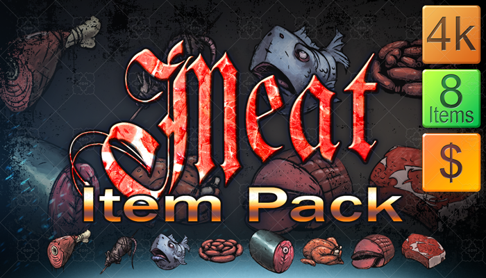 Meat Item Pack