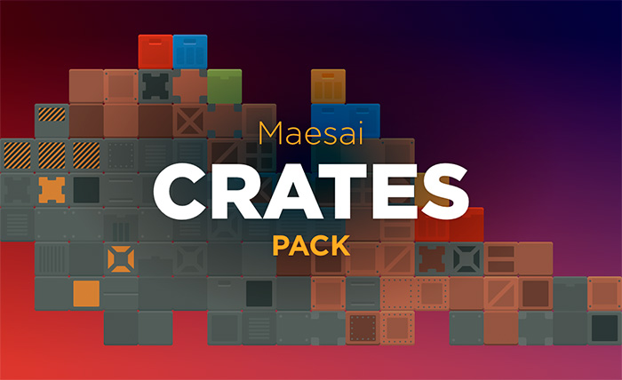Maesai Crates Pack