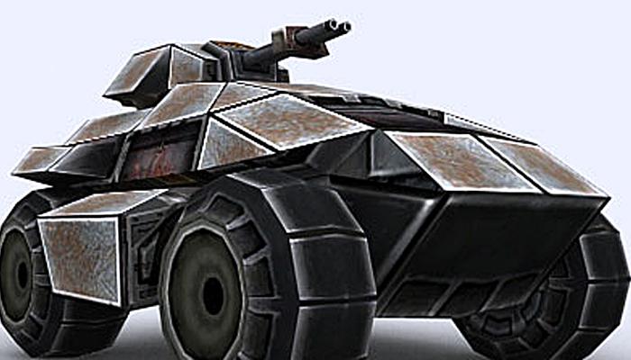 3DRT – Sci-Fi Forces Megapack