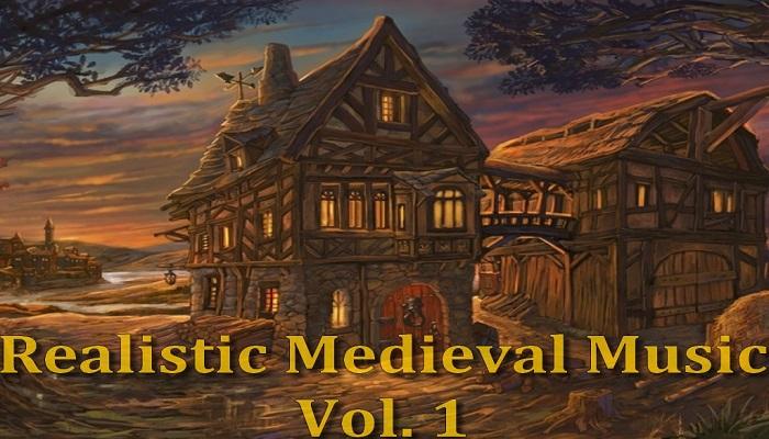 Realistic Medieval Music Vol. 1