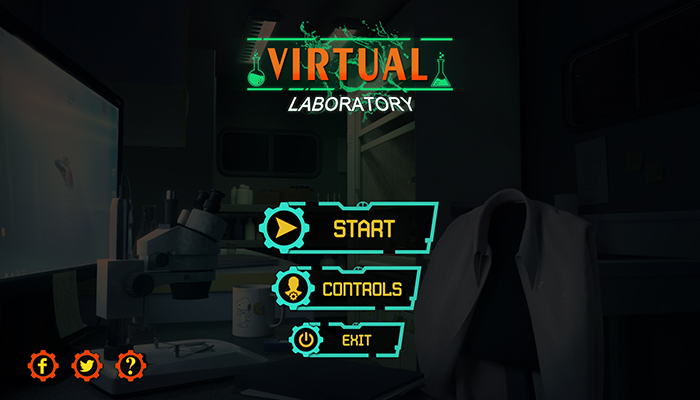 LABORATORY GUI SET
