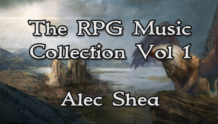 RPG Music Collection Vol 1