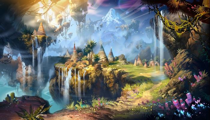 Fantasy Music – Enchanted Village