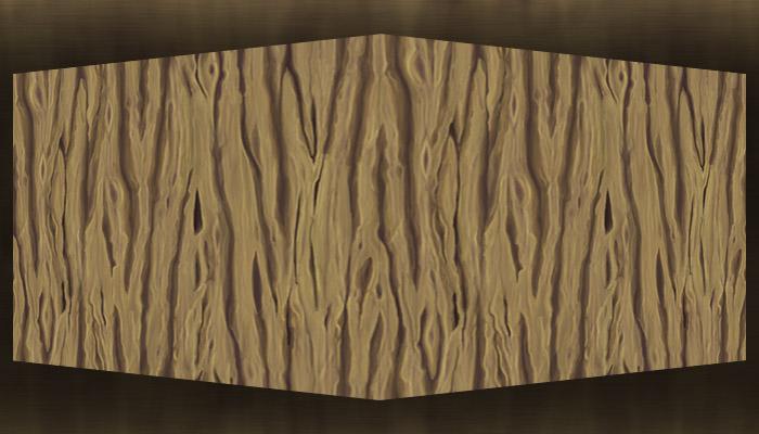 Handpainted Wood