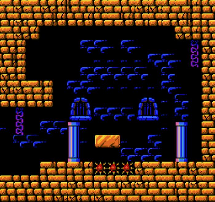 Master System look platformer tiles