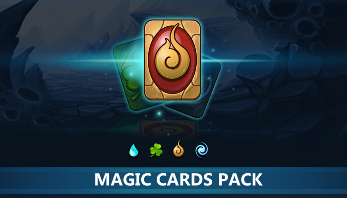 Magic Cards Pack