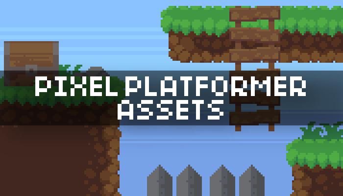 Pixel Platformer Art Pack