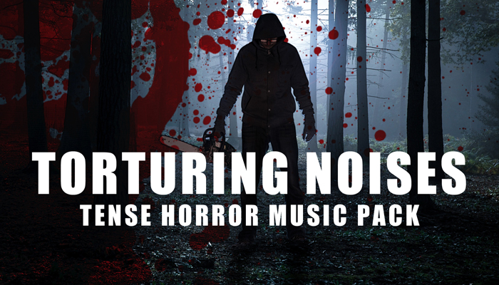 TORTURING NOISES Creepy Music Theme