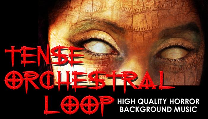 Tense Orchestral Loop