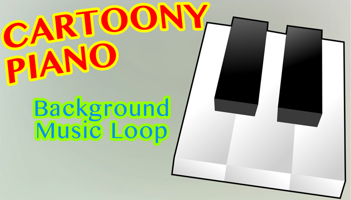 Jazzy Piano Background Loop
