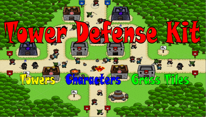 Tower Defense Kit