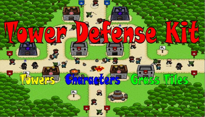 Tower Defense Kit