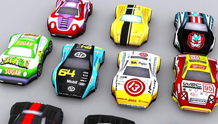 3DRT – Road Rush – Speedracers