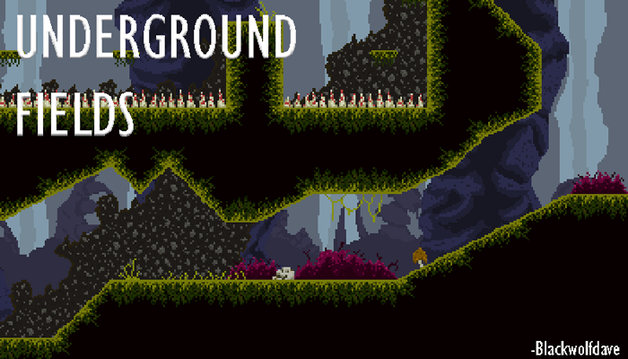 Underground Fields