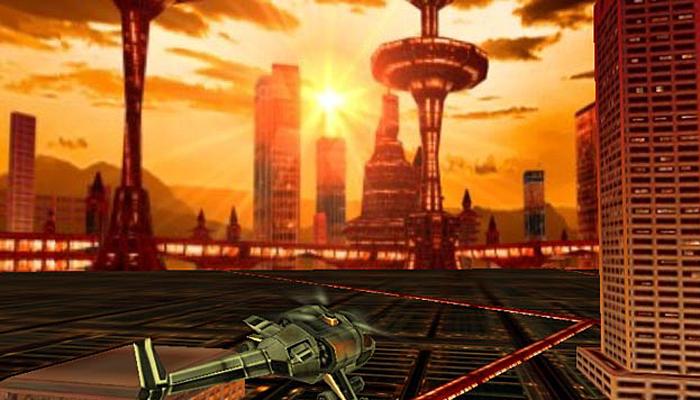 3DRT – Virtual City