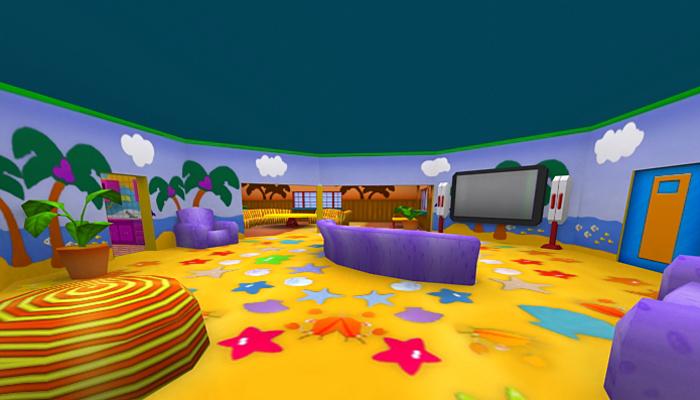 3DRT – Toonworld Interiors