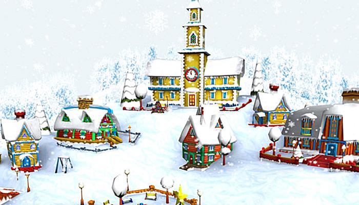 3DRT – Christmas Village