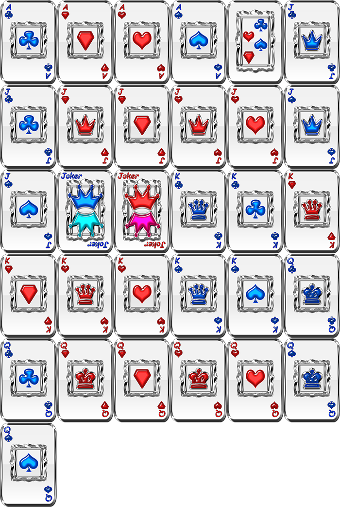 Playing Card Set 2