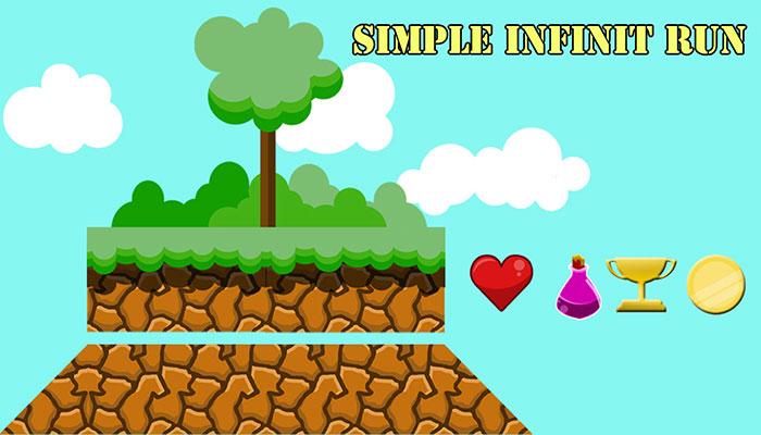 Simple Infinity Run