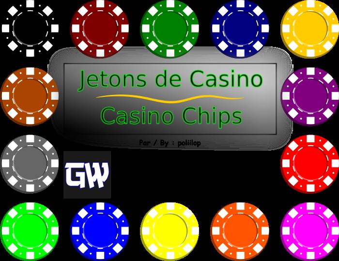 Jetons de Casino – Casino Chips