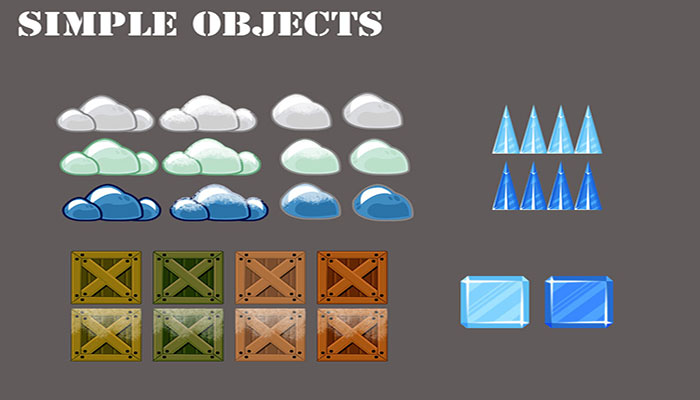 Simple objects