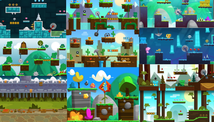 Game Tile Pack Bundle 10