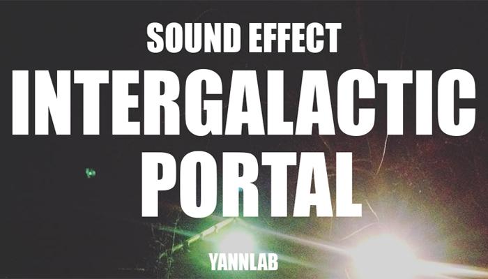 Intergalactic Portal