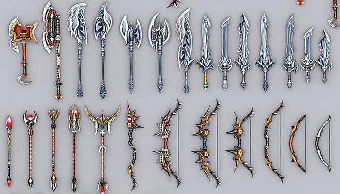 3DRT – Fantasy Arms Vol.1