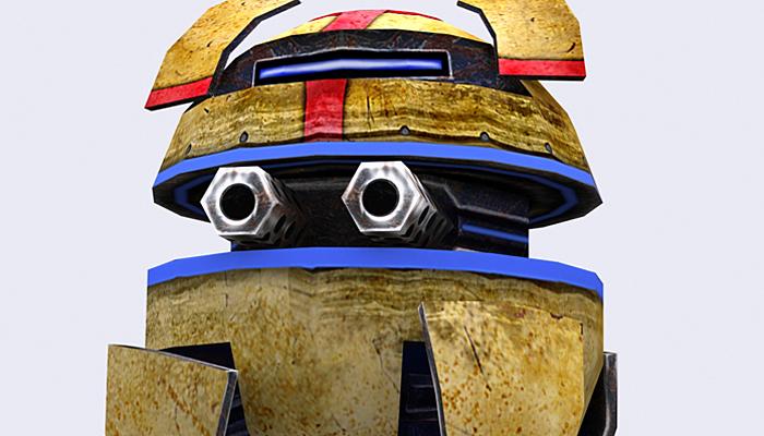 3DRT – Warbots Transformers