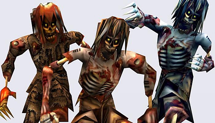 3DRT – Zombie Swarm