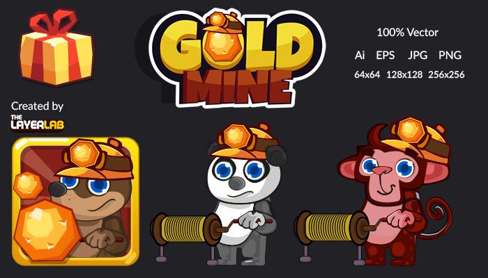 Gold Mine Game