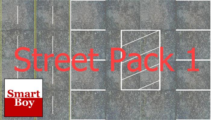 Street Pack 1