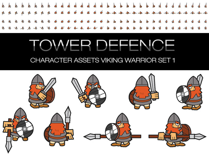 Tower Defence – Viking Warrior