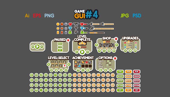 Game GUI 4