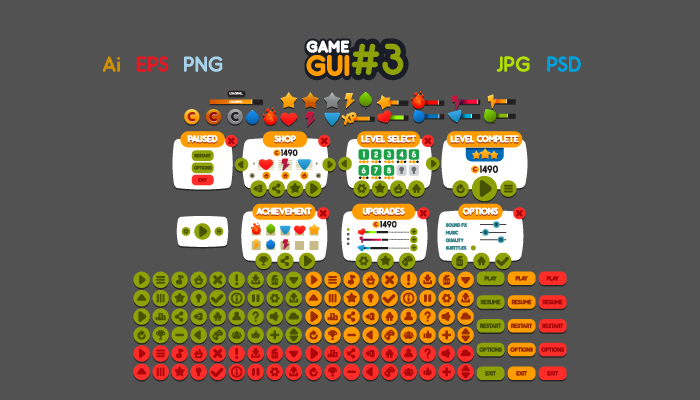 Game GUI 3