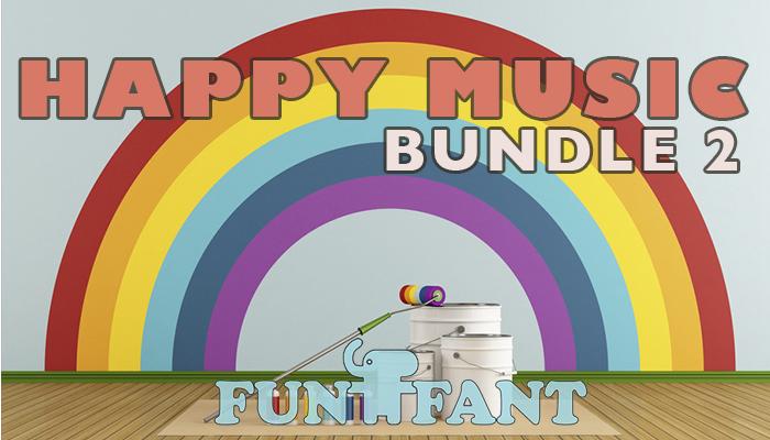 Bundle of Happy Music 2