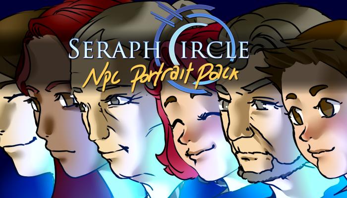 JS NPC Portrait Pack