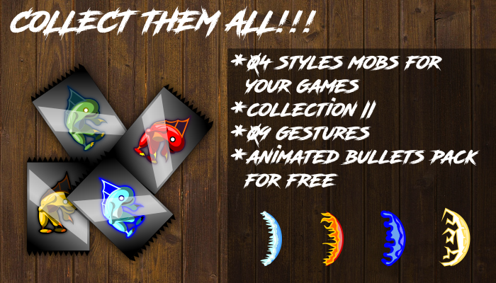 2d mobs Collection II