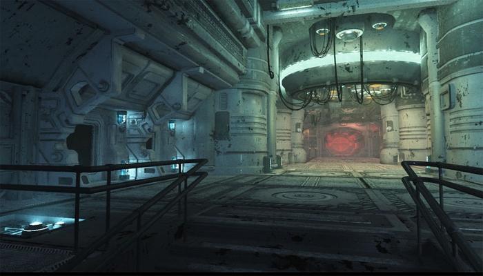 Abandoned Galaxy 1