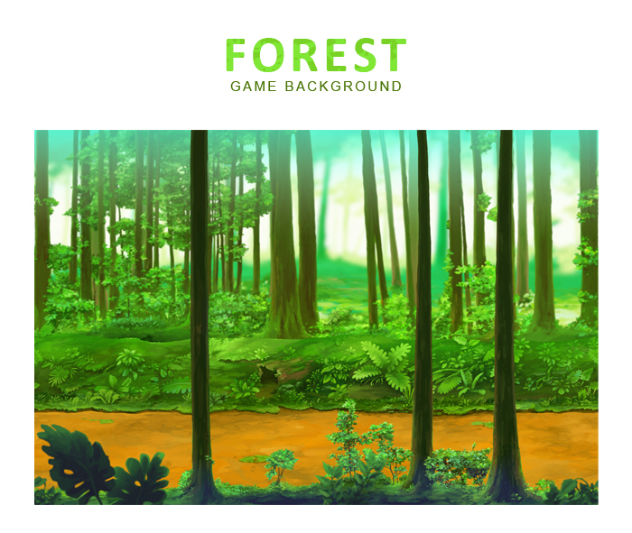 Forest – Game Background