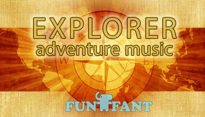 Explorer Adventure music pack